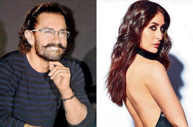 Kareena Kapoor Khan Aamir Khan Laal Singh Chadha