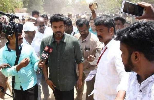 Vijay Nadigar Sangam Elections
