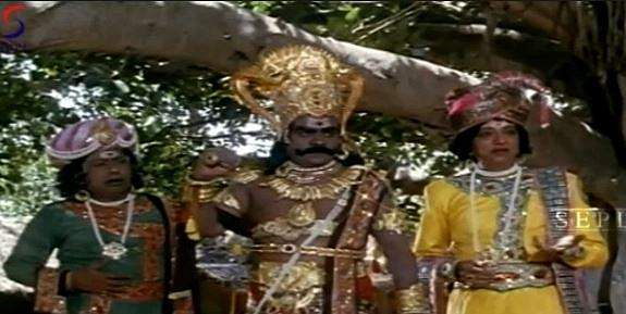 In the court of death: 5 times Yama and Yamalogam came alivein Tamil Cinema