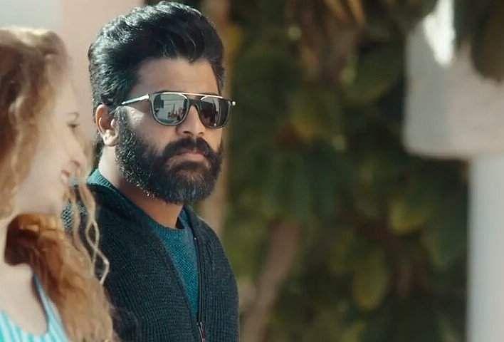 Sharwanand aces the gangster look in Ranarangam teaser- Cinema express