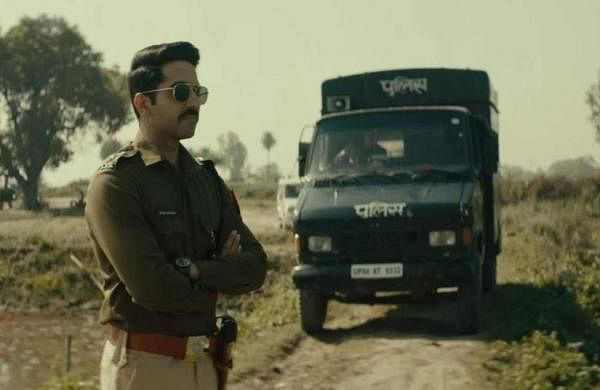 Article 15 Ayushmann Khurrana