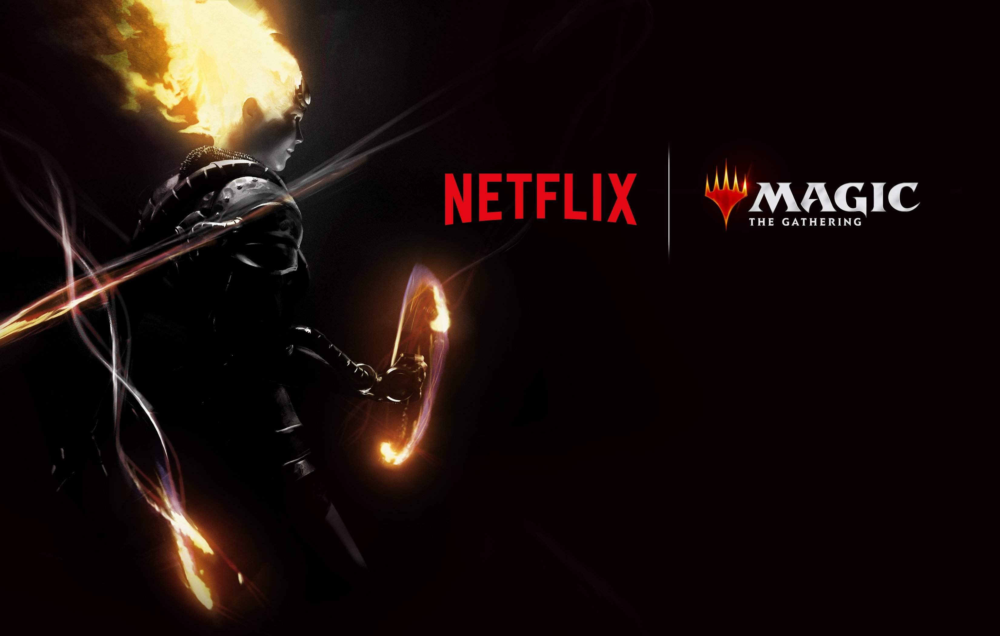 Russo Brothers Netflix's Magic: The Gathering