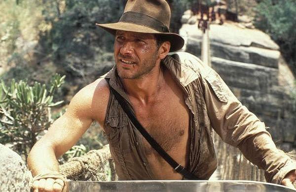 Harrison Ford Steven Spielberg Indiana Jones 5
