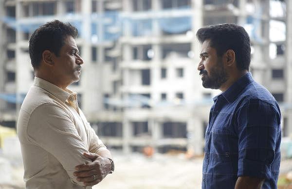 Arjun Vijay Antony Kolaigaran Review