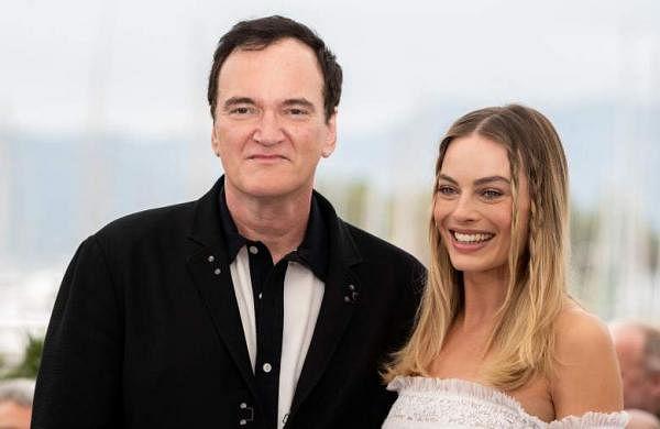 Margot robbie Quentin Tarantino
