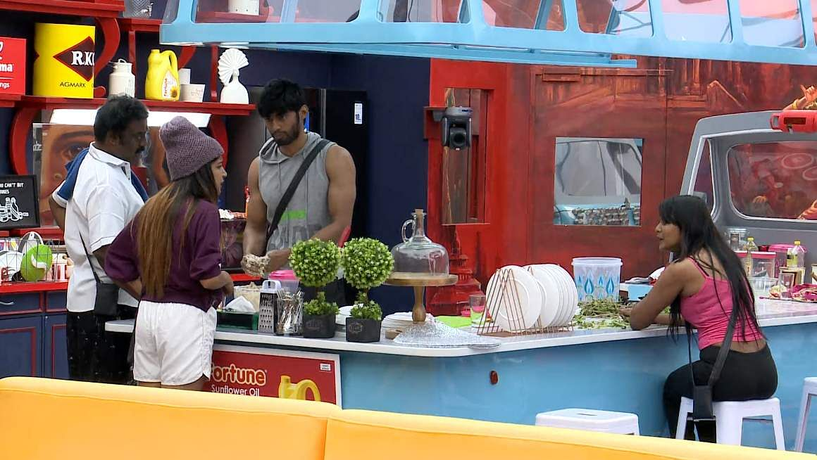 Bigg Boss Tamil 3: Day 25 Episode 26: The Kavin-Sakshi-Losliya story