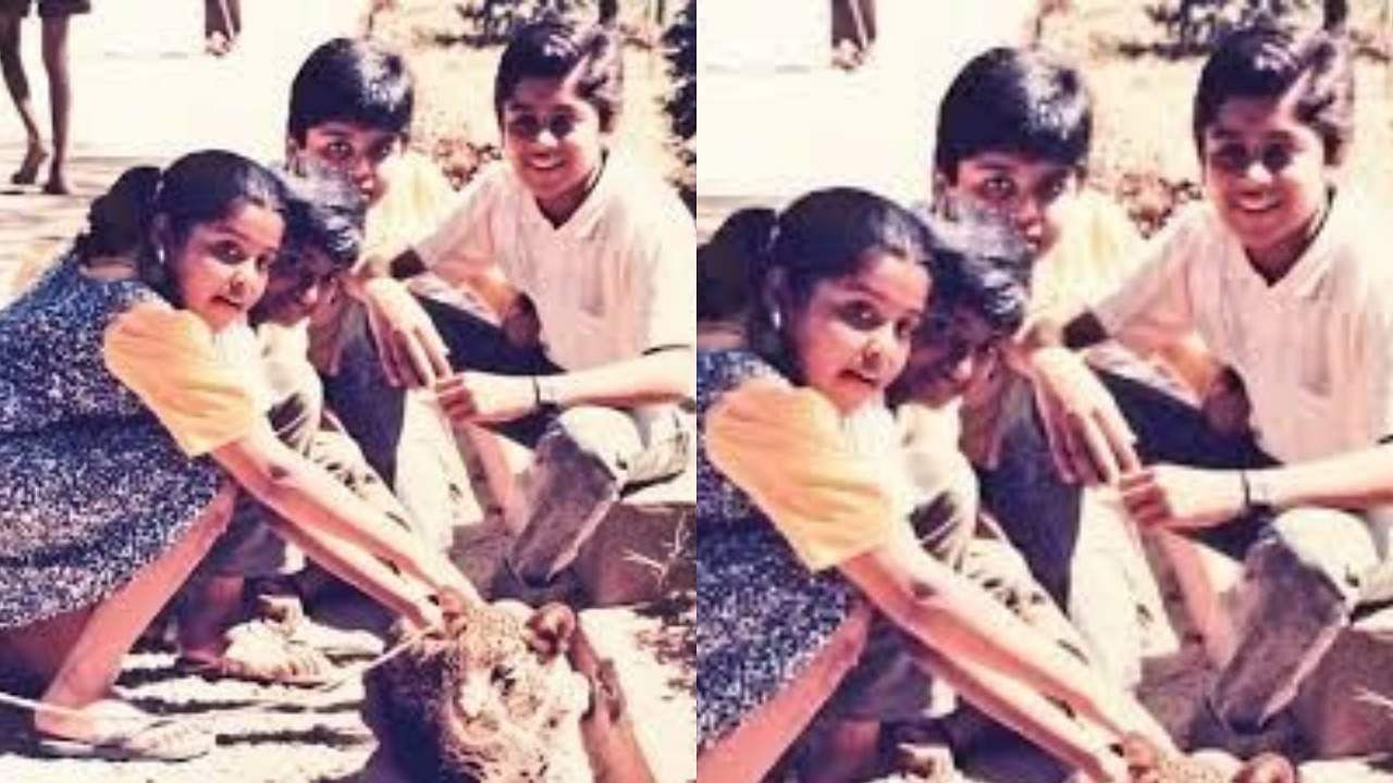Happy Birthday Suriya: As Suriya turns 44, here are 44 heartwarming moments from the personal album of the actor