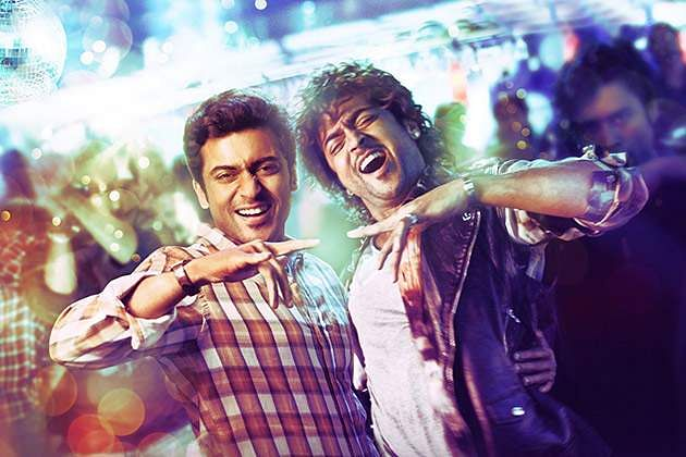 Happy Birthday Suriya: 20 times the actor in Suriya wowed the audience