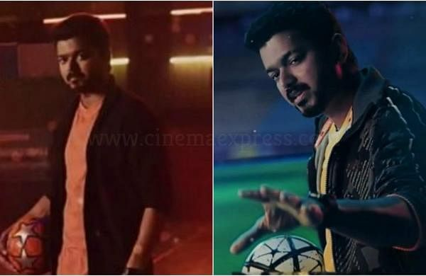 Singappenney from Bigil: Thalapathy Vijay looks dashing as the coach of the women's football team in first images