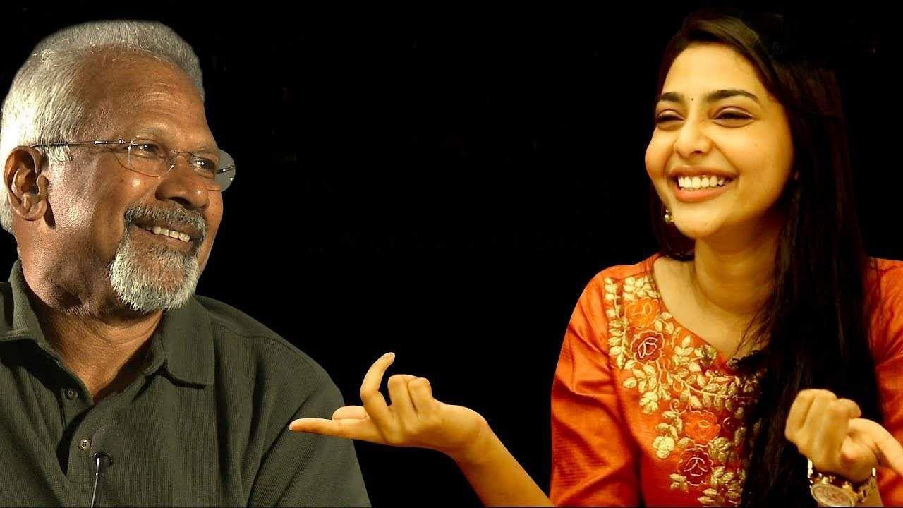 Aishwarya Lekshmi Maniratnam Ponniyin Selvan