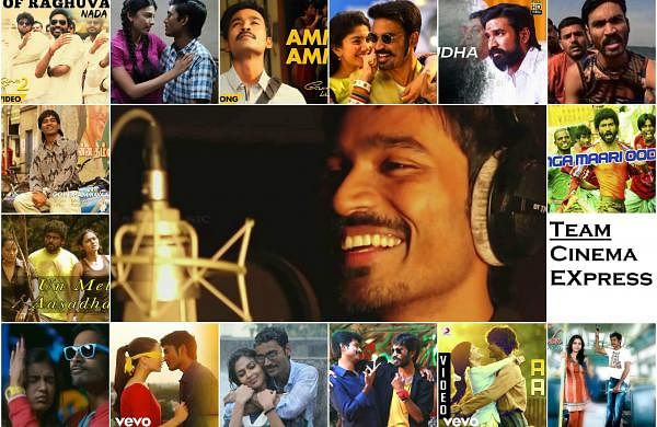 Happy Birthday Dhanush: 20 songs that define the singer in the multi-talented actor