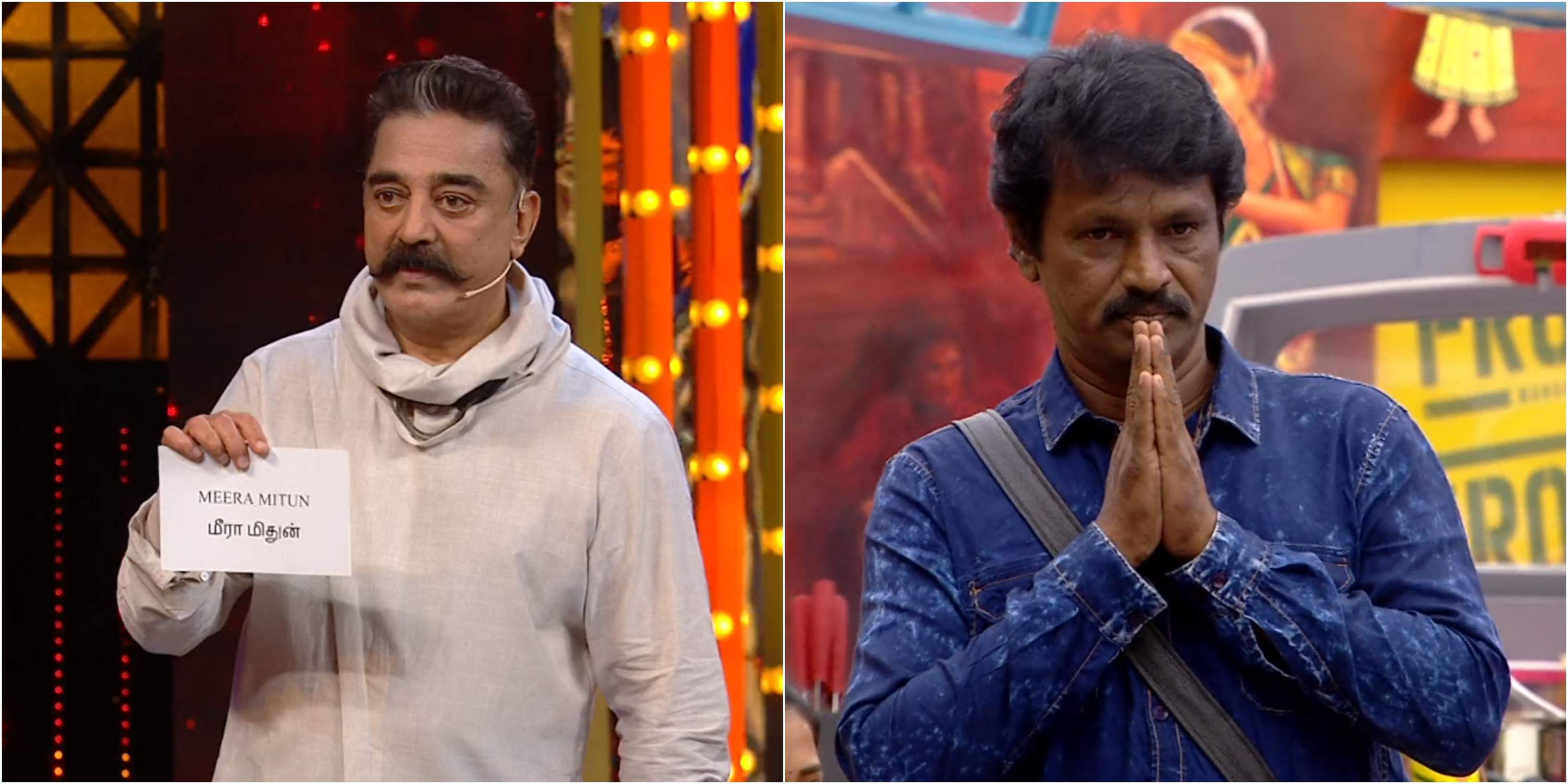 Bigg Boss Tamil 3: The elimination of Meera followed by a