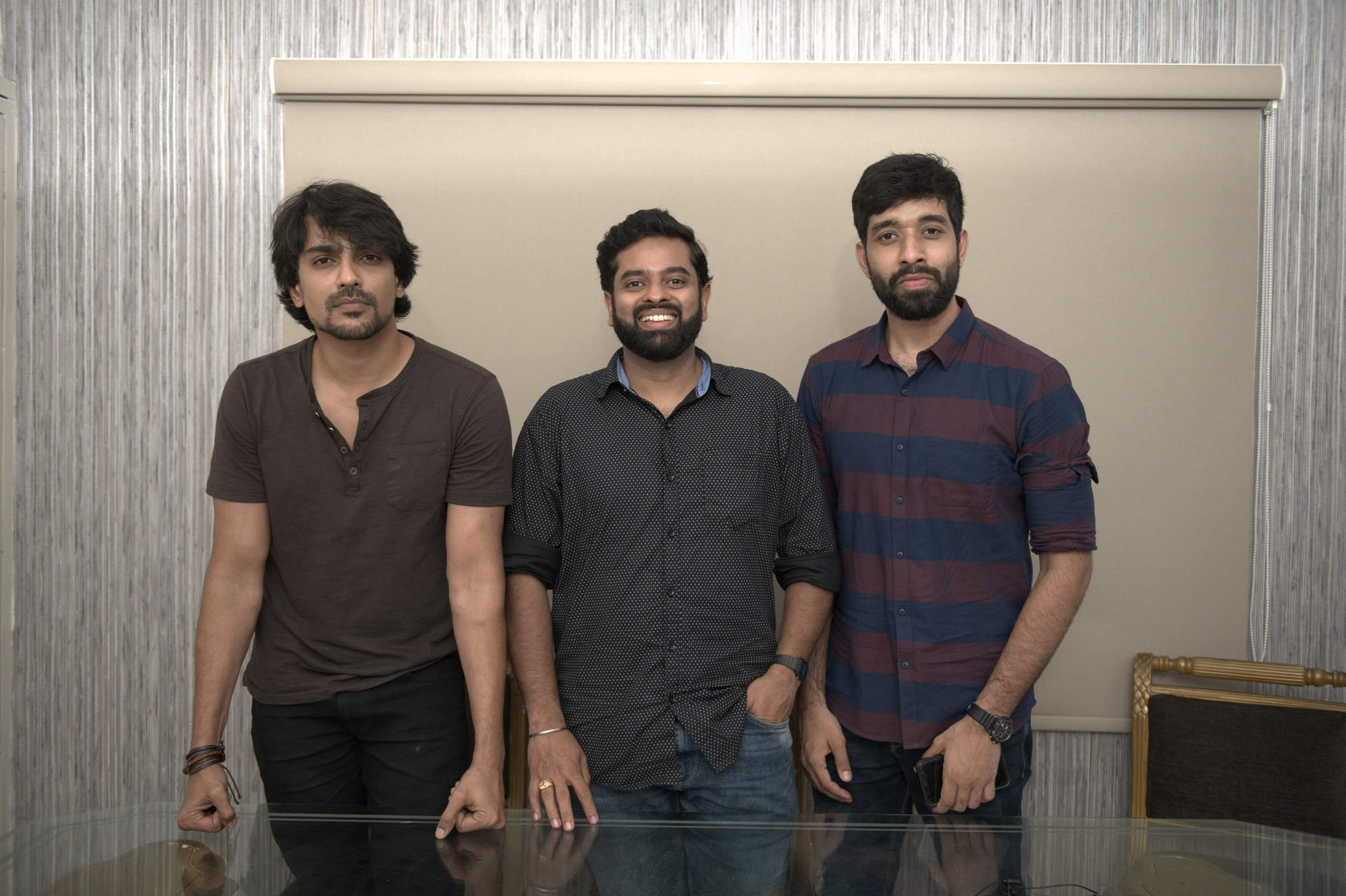 The Men of Ajith and H Vinoth's Nerkonda Paarvai
