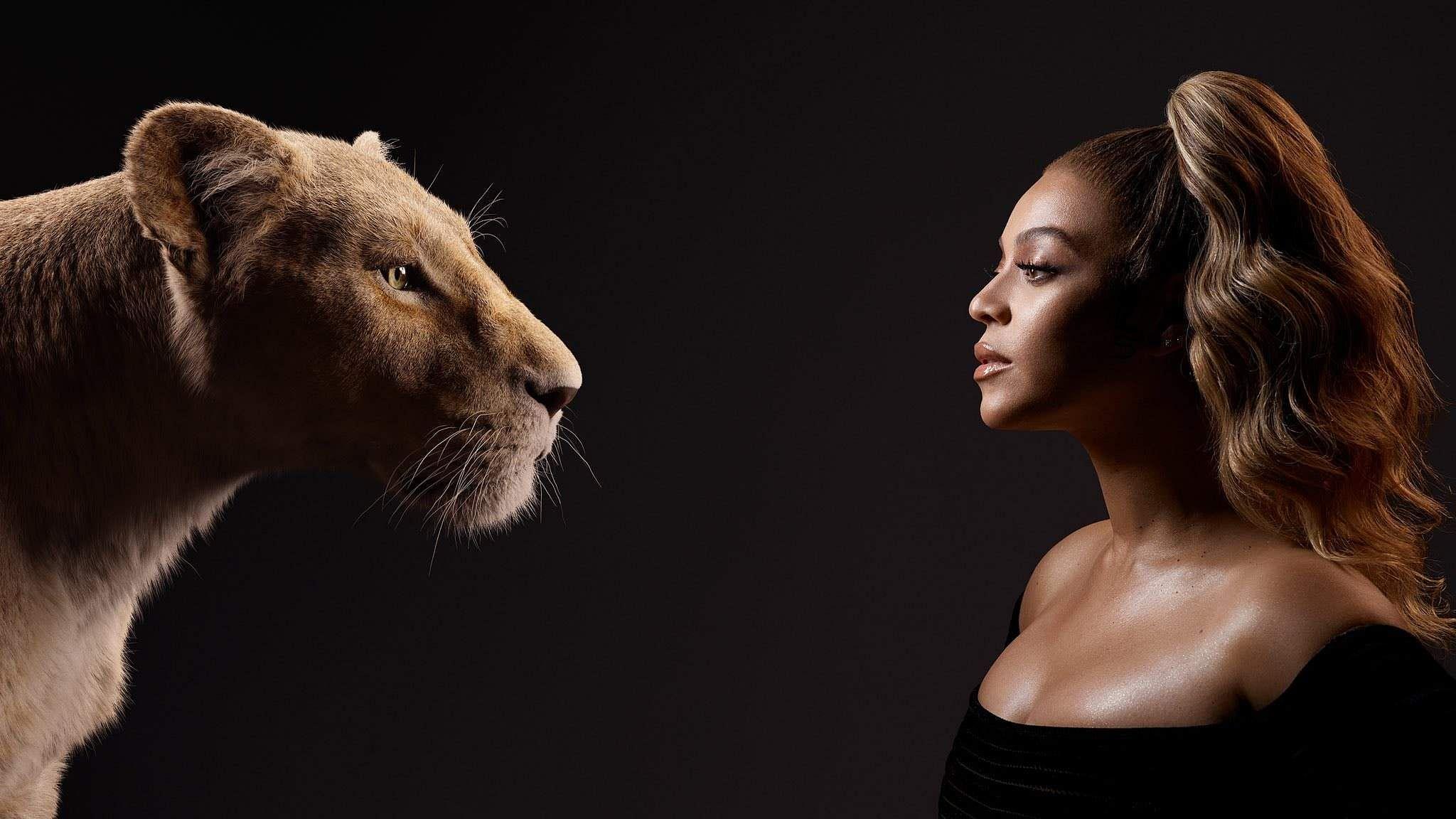Lion King Beyoncé