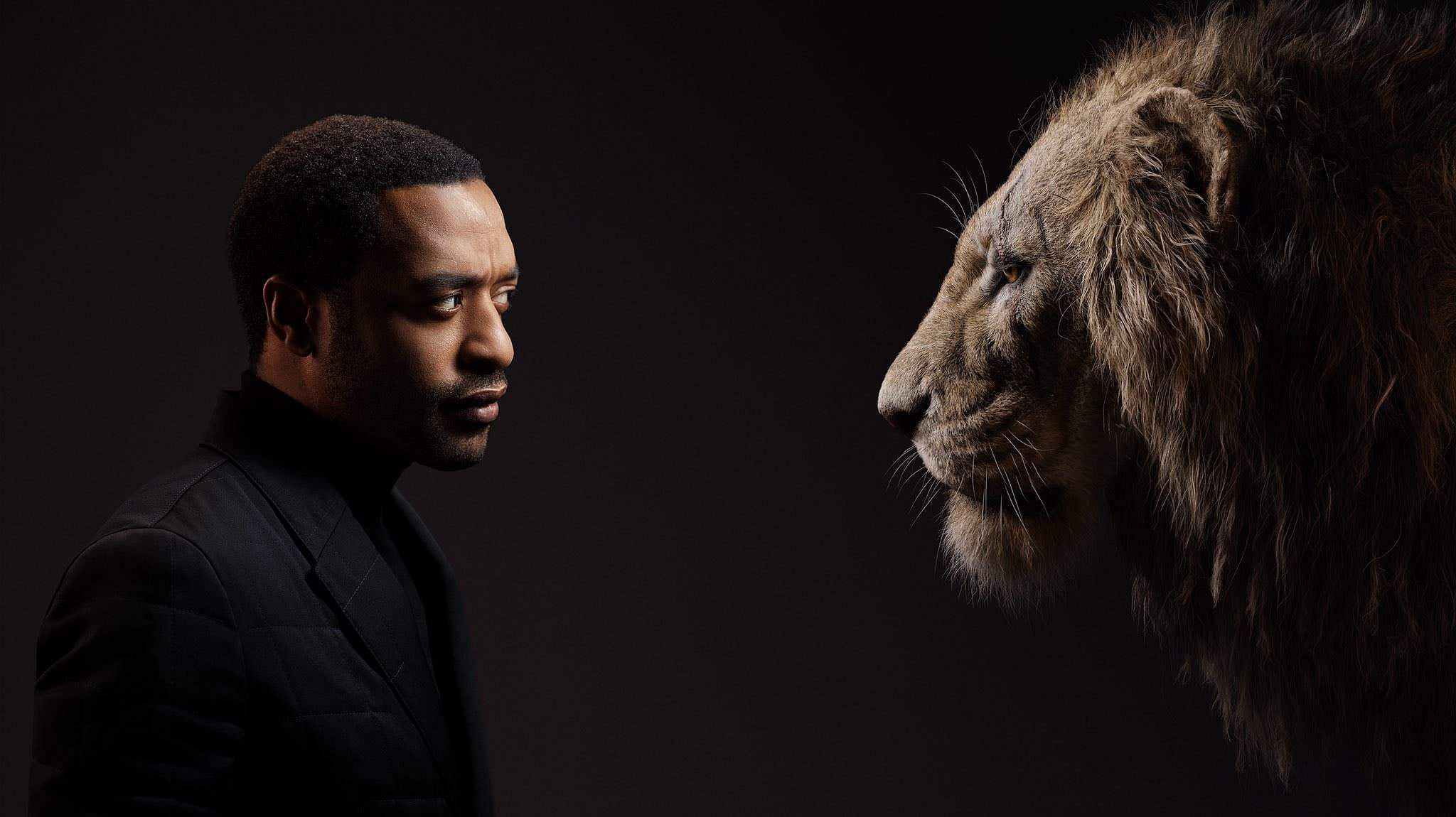 Lion King Chiwetel Ejiofor