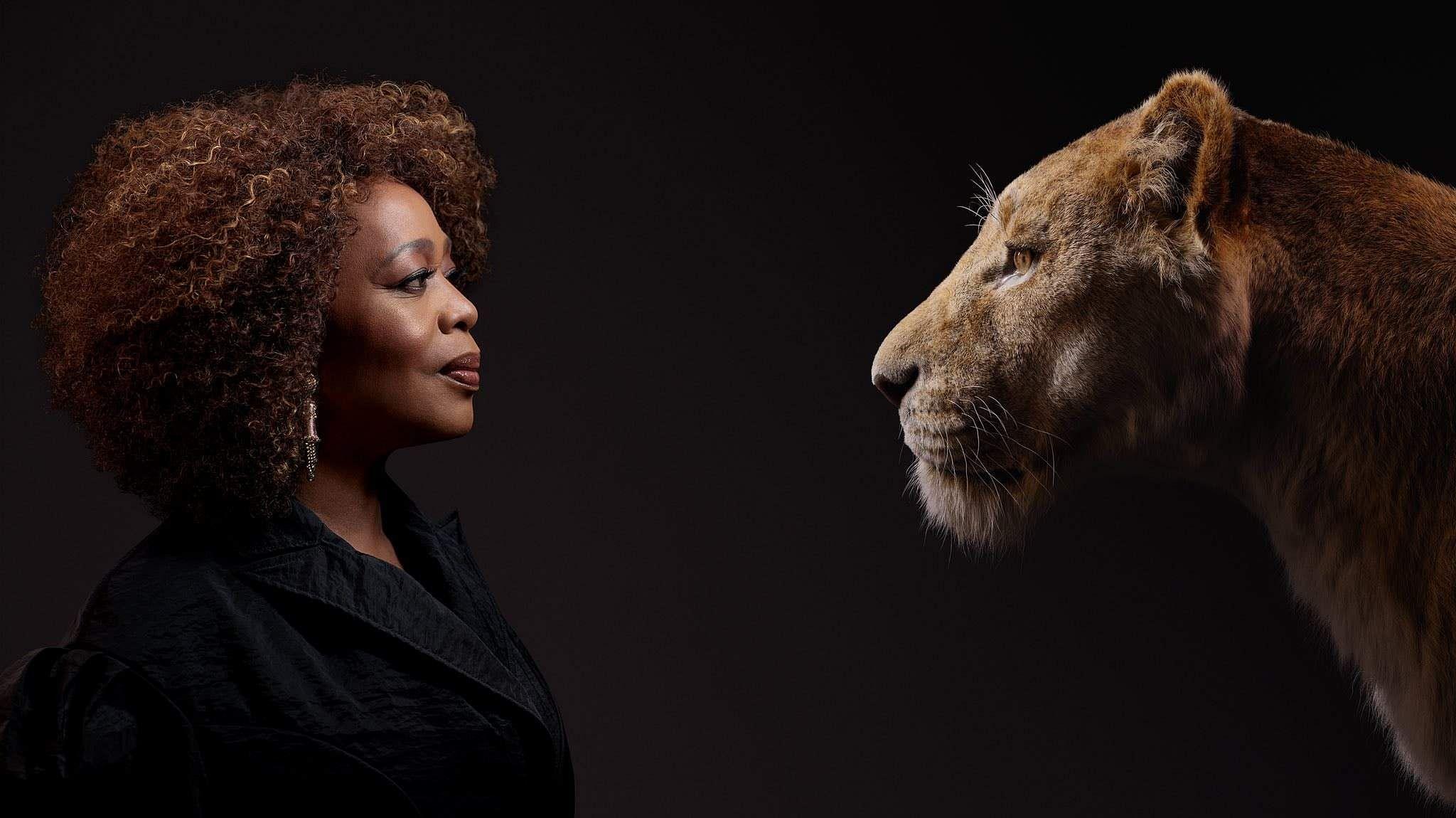 Lion King Alfre Woodart