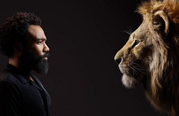 Lion King Donald Glover