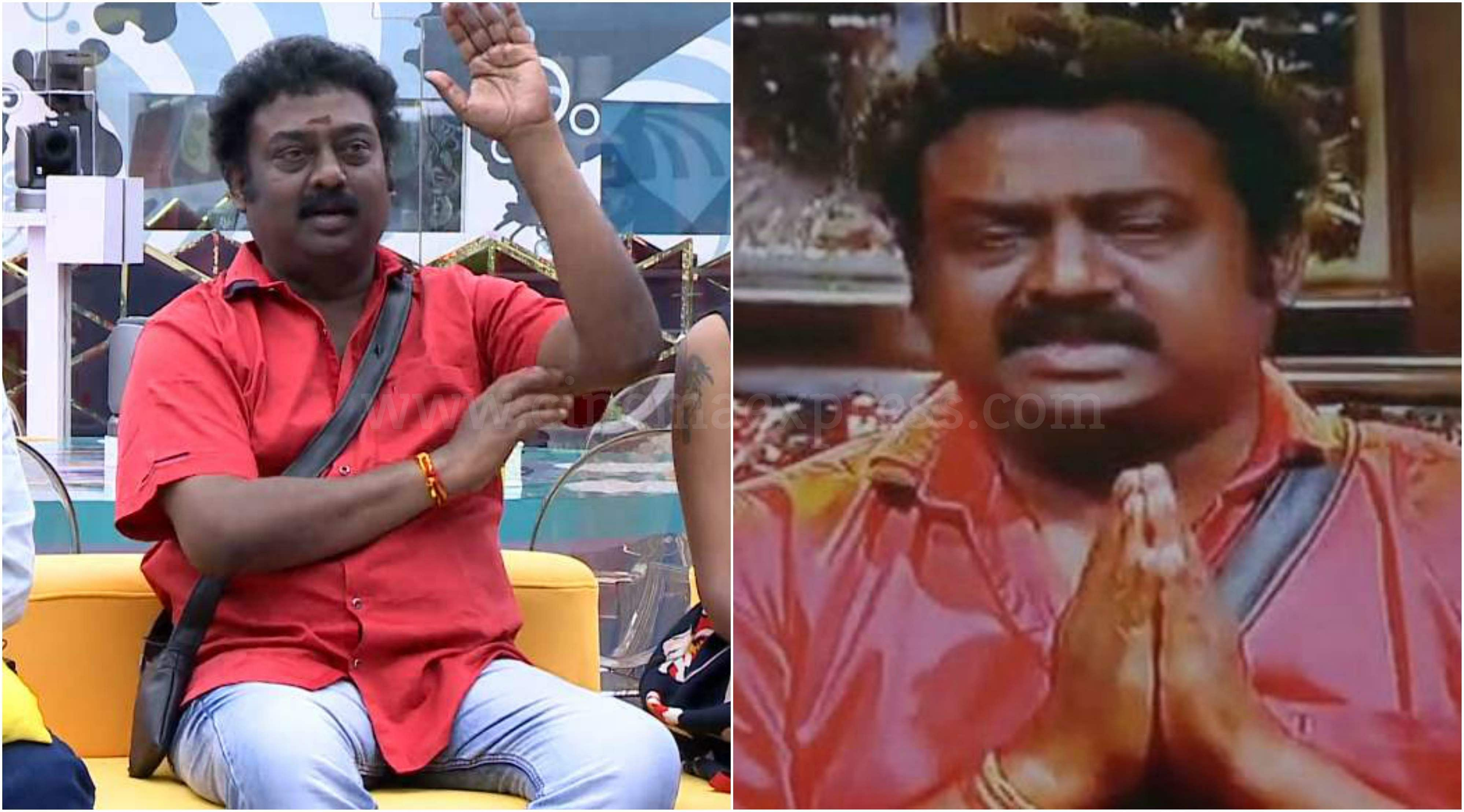 Saravanan, one of the contestants of Bigg Boss 3 Tamil