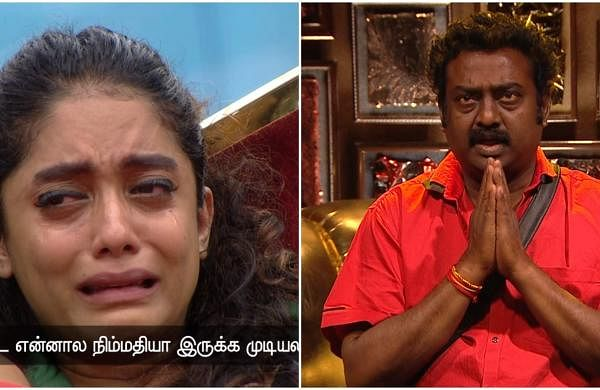 Bigg Boss Tamil 3: A day full of tears, sorrow and opinions