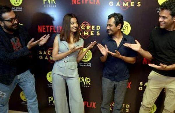 Anurag Kashyap Sacred Games 2
