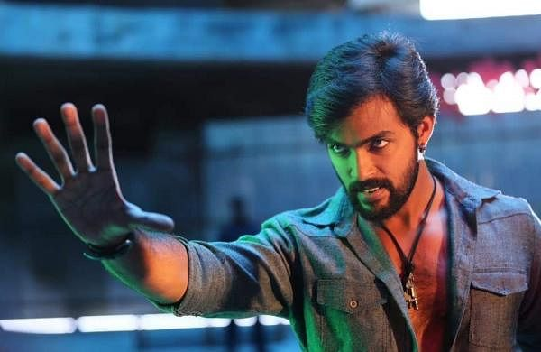 Stills of Bigg Boss fame Arav from his new film Market Raja Mbbs