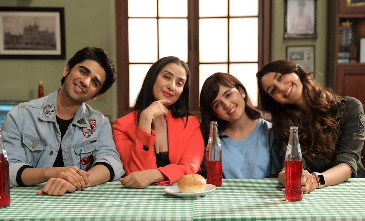 Manisha Koirala to front Netflix film Maska