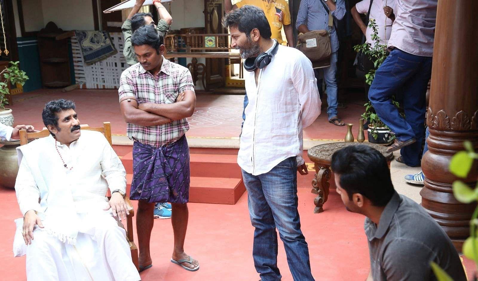 Trivikram Rao Ramesh AA19 Allu Arjun