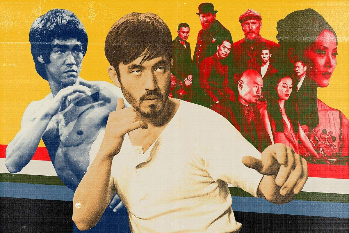 Bruce Lee The Warrior
