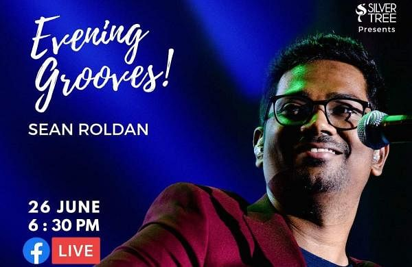 Sean Roldan Evening Grooves FB live