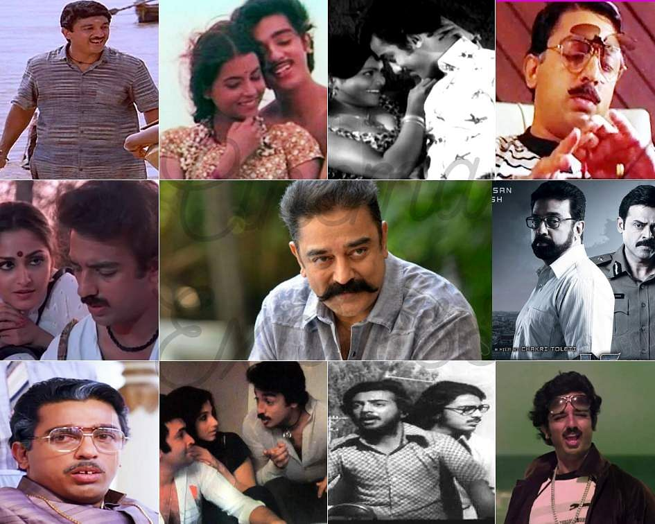10 times Kamal Haasan made a mark in non-Tamil films