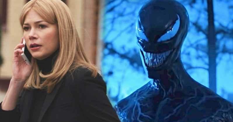 Michelle Williams confirms return to Venom 2