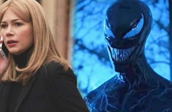 Michelle Williams confirms return to Venom 2