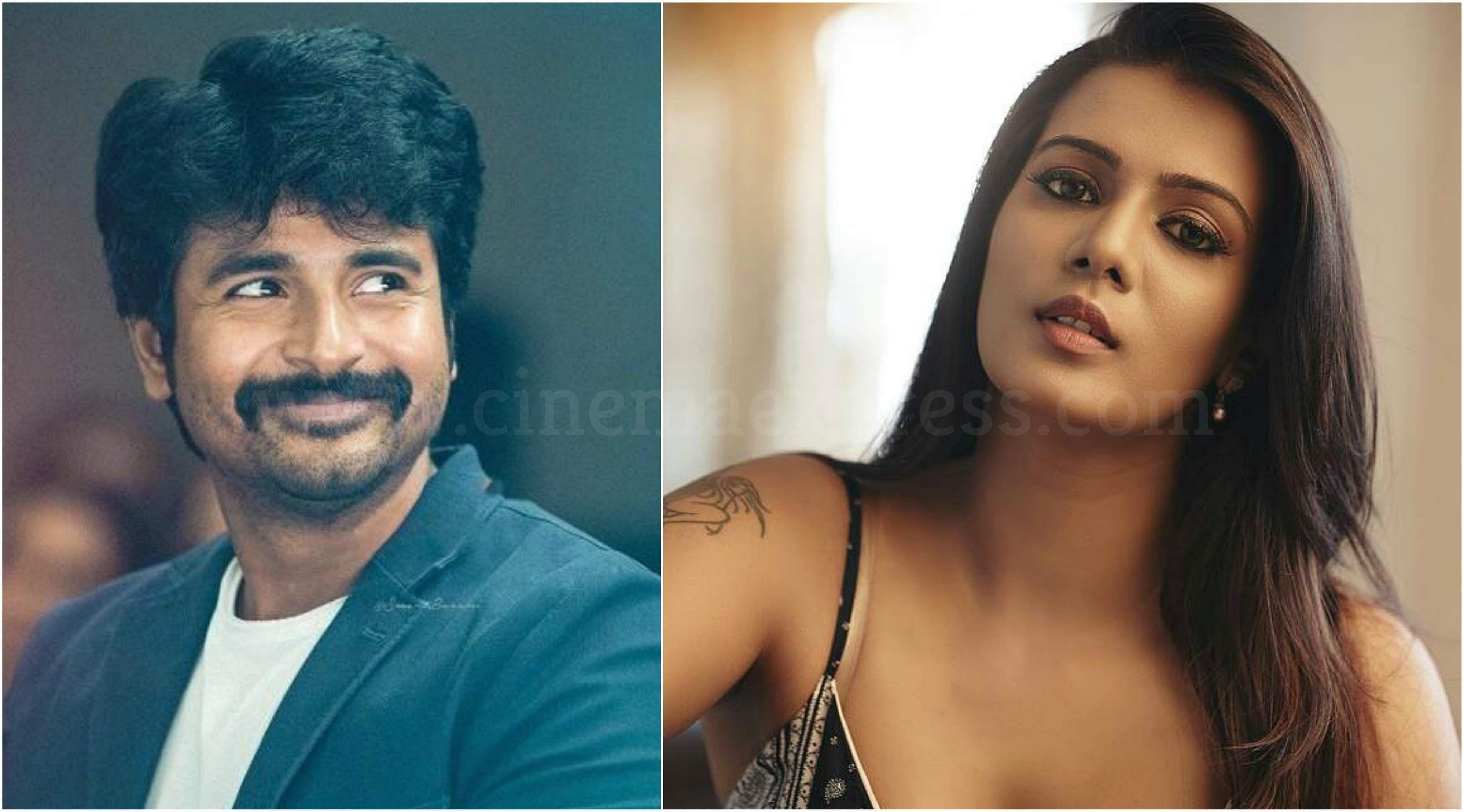 Meera Mithun to be part of Sivakarthikeyan's Namma Veetu Pillai