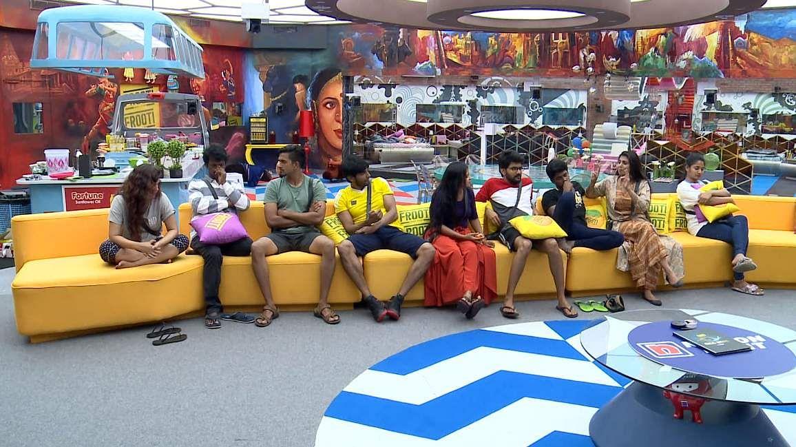2Bigg Boss Tamil 3: Vanitha returns to the Bigg Boss house
