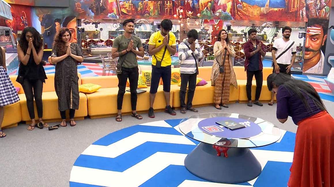 7Bigg Boss Tamil 3: Vanitha returns to the Bigg Boss house