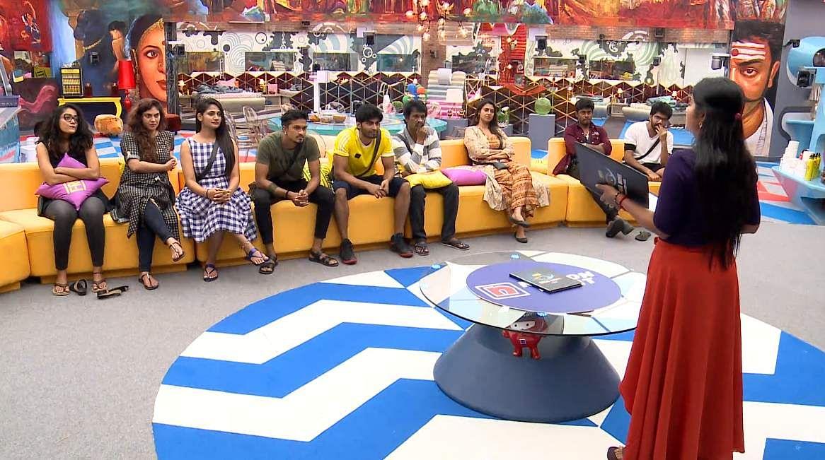 8Bigg Boss Tamil 3: Vanitha returns to the Bigg Boss house