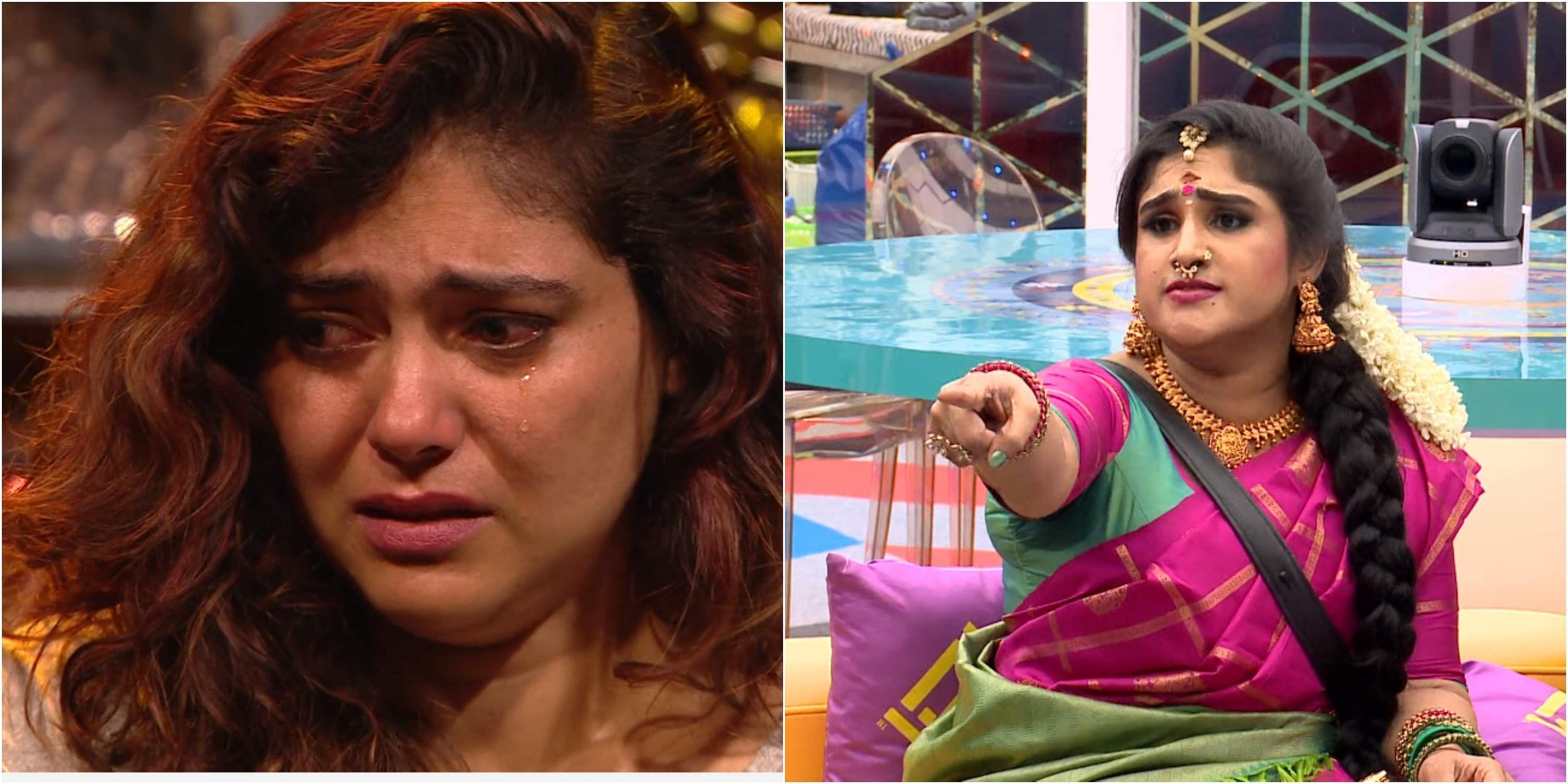 Bigg Boss Tamil 3: Vanitha returns to the Bigg Boss house