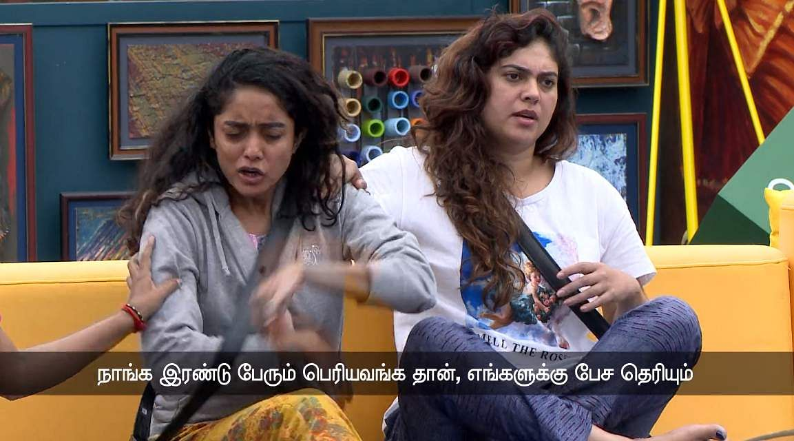 5Bigg Boss Tamil 3: Tensions between Mugen-Abhirami reaches a new high