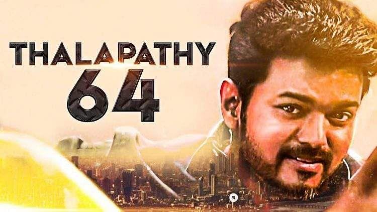 Thalapathy 64 Vijay