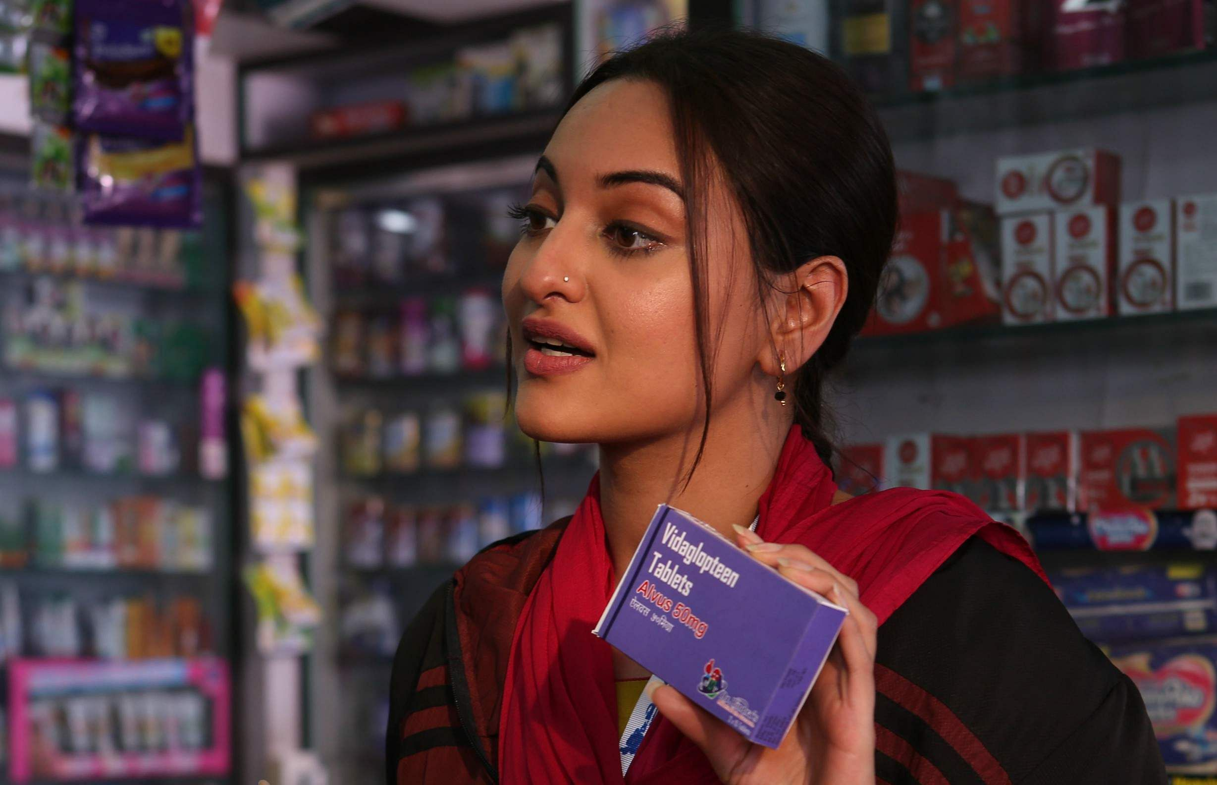 Khandaani Shafakhana Movie Review Sonakshi Sinha