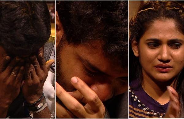 Bigg Boss Tamil 3 Episode 58- Cheran, Kasturi, Sandy and Tharshan get nominated