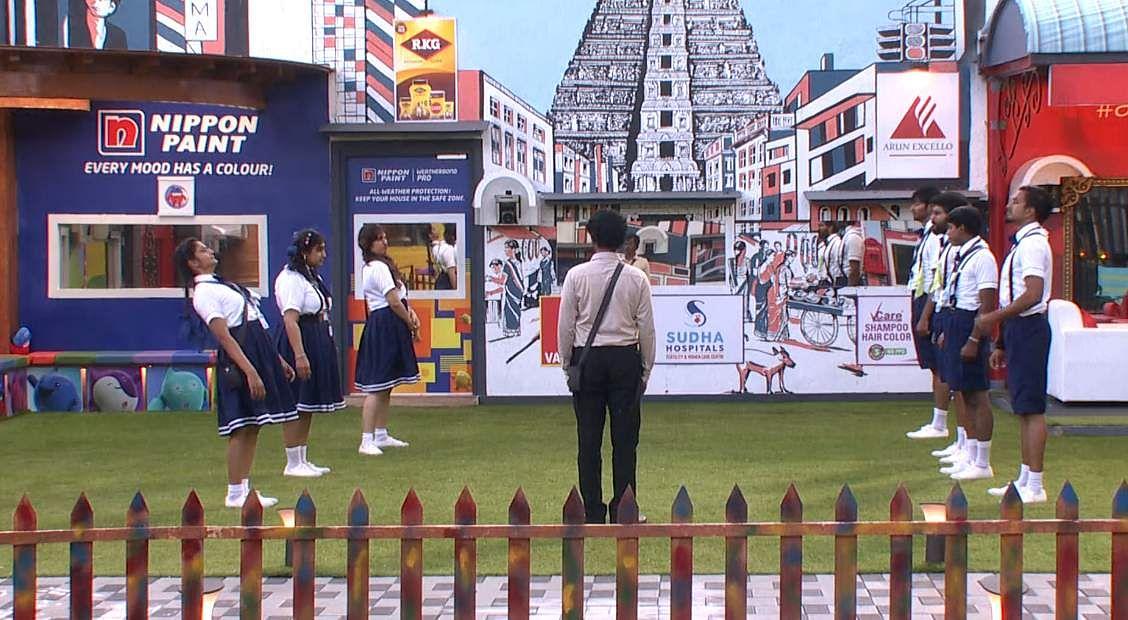 4Bigg Boss Tamil 3 - A new feud boils between Vanitha and Kasturi