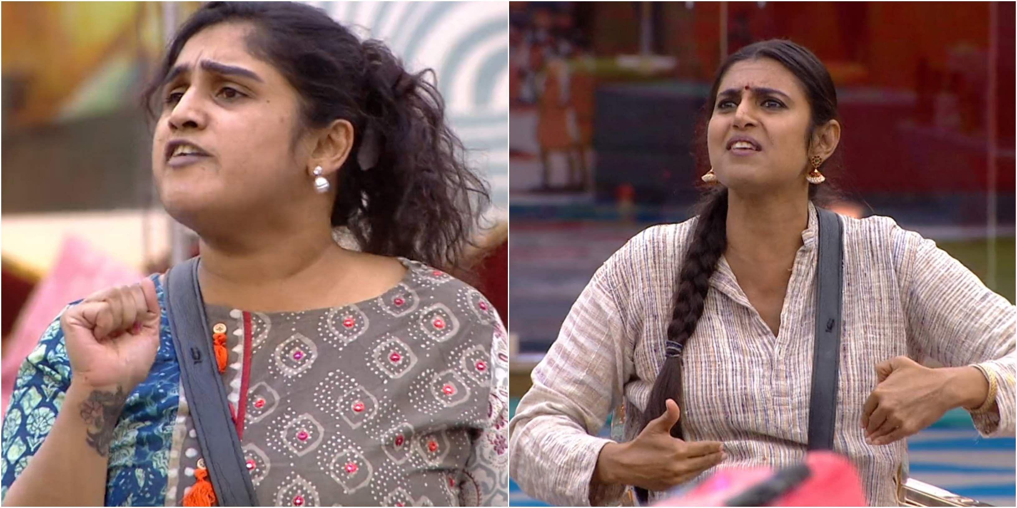 Bigg Boss Tamil 3 - A new feud boils between Vanitha and Kasturi
