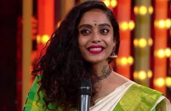 Abhirami Venkatachalam:A glance is enough sometimes to begin liking someone