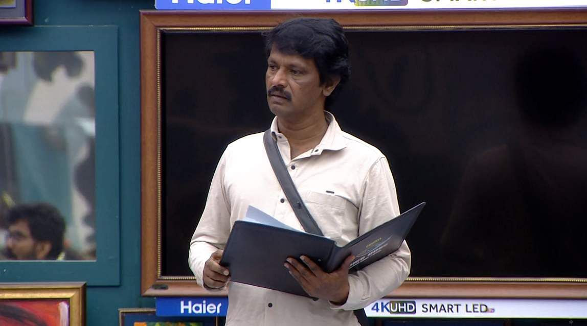 4Bigg Boss Tamil 3 - Kasturi breaks down. Cheran to talk to Kavin about relationship with Losliya in the next episode.