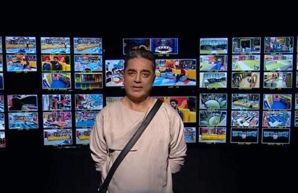 Bigg Boss Tamil 3 - Kamal Haasan'sVishwaroopam to take Sandy, Losliya, and Kavin to task
