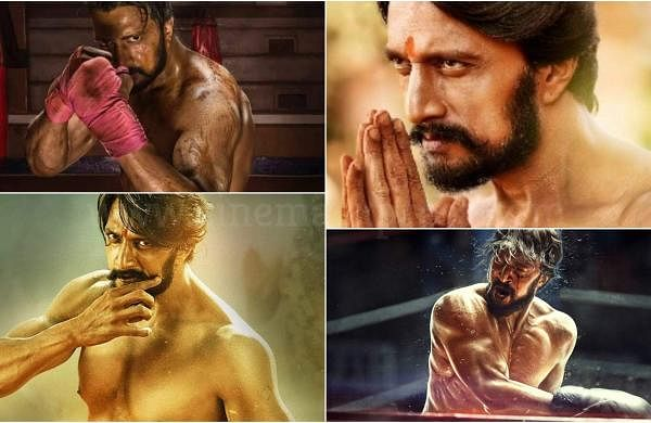 Bailwaan/ Pailwaan: 12 pictures of Sudeep nailing the wrestler and the boxer looks in the sports drama
