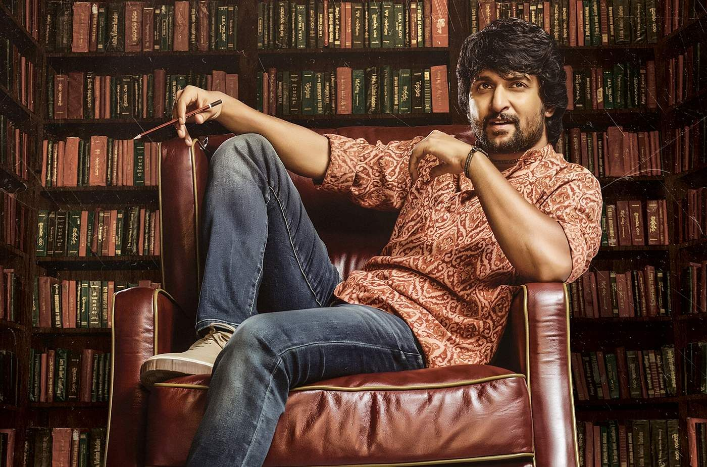 Nani Is All Style And Sarcasm As Revenge Writer Pencil In