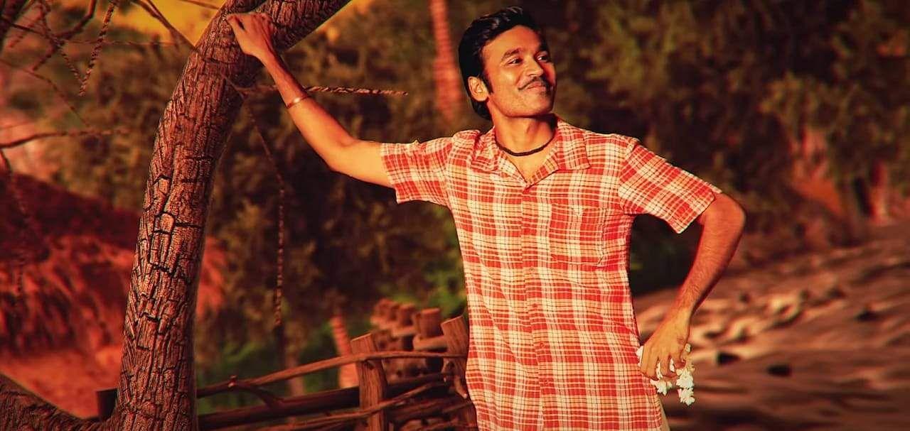 Dhanush Asuran Vetrimaaran