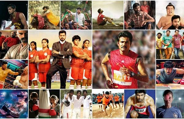 National Sports Day Tamil sports movies